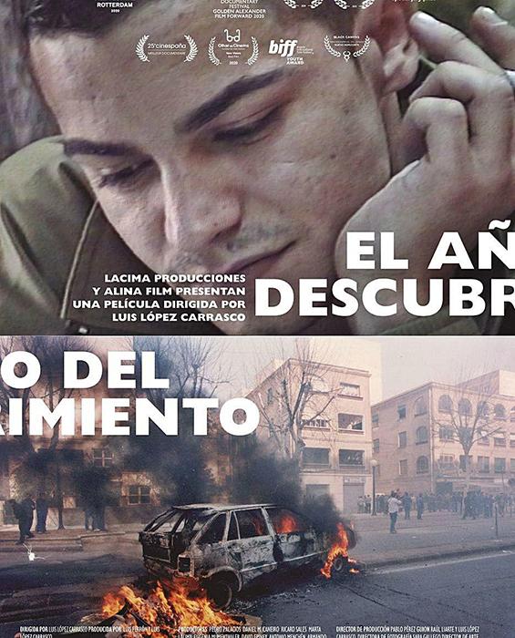 Un documental dirigido por el profesor de la UCLM Luis López Carrasco gana el Gran Premio del Jurado en el Festival de Sevilla