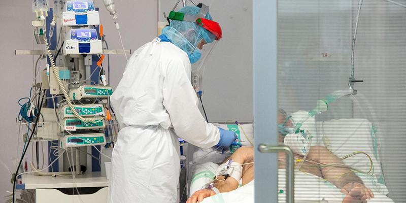 Viernes 13 de noviembre Sanidad confirma tres nuevos fallecimientos en Guadalajara por coronavirus  y 116 nuevos contagios en Cuenca