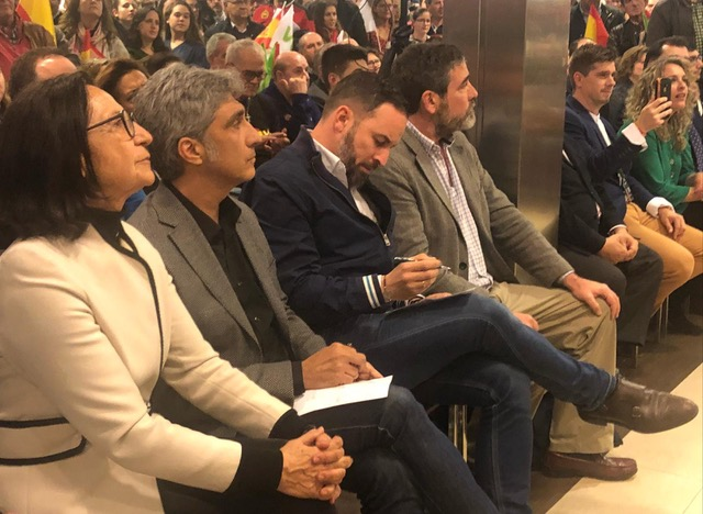 VOX anticipó en Cuenca los pactos del PSOE con Bildu
