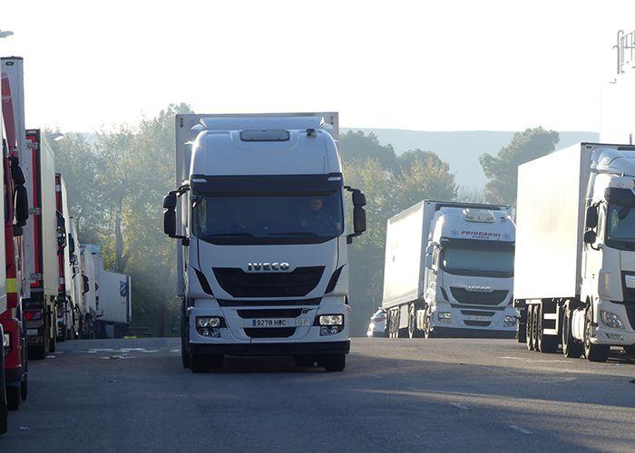 ACUTRANS pide a la Comisión Europea que se facilite la movilidad de los transportistas en Reino Unido