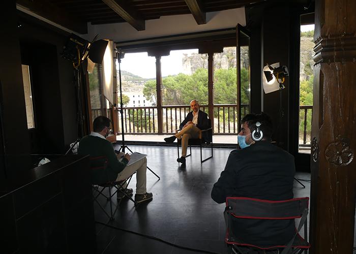 AJE Cuenca comienza a emitir en redes sociales los primeros episodios de 'Espíritu AJE'