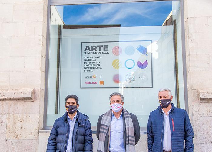 """Amiab celebra este año el Día de la Discapacidad en Cuenca, presentando las obras premiadas en el certamen nacional """"Arte sin Barreras"""""""