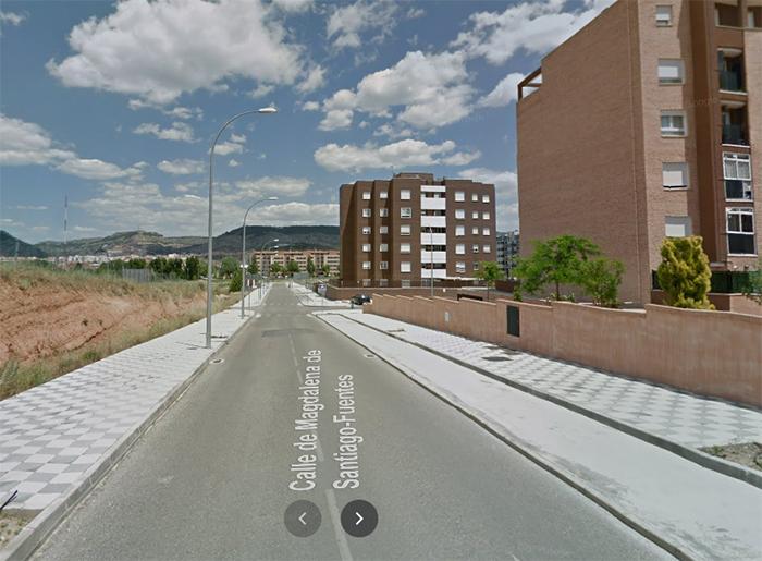 Barrio Cerro de la Horca