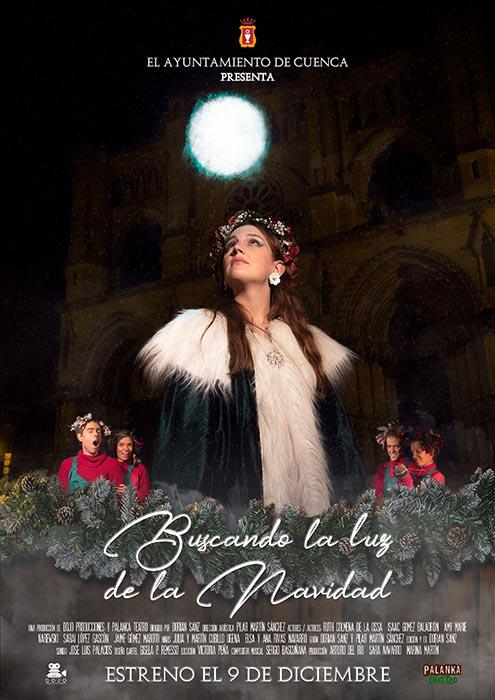 'Buscando la luz de la Navidad' es el cuento visual que el Ayuntamiento lanza en estas fiestas para los niños y niñas de Cuenca