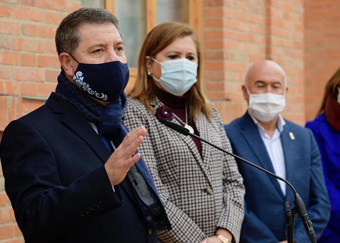 """Castilla-La Mancha aprobará este martes el decreto que regulará la Navidad bajo la premisa de """"que no se relaje nadie"""" ante la llegada de la vacuna"""