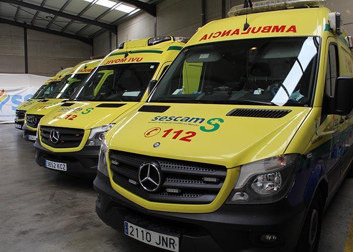 CCOO exige a la UTE Ambulancias Cuenca que cumpla el Acuerdo de aplicación del convenio colectivo del Transporte Sanitario