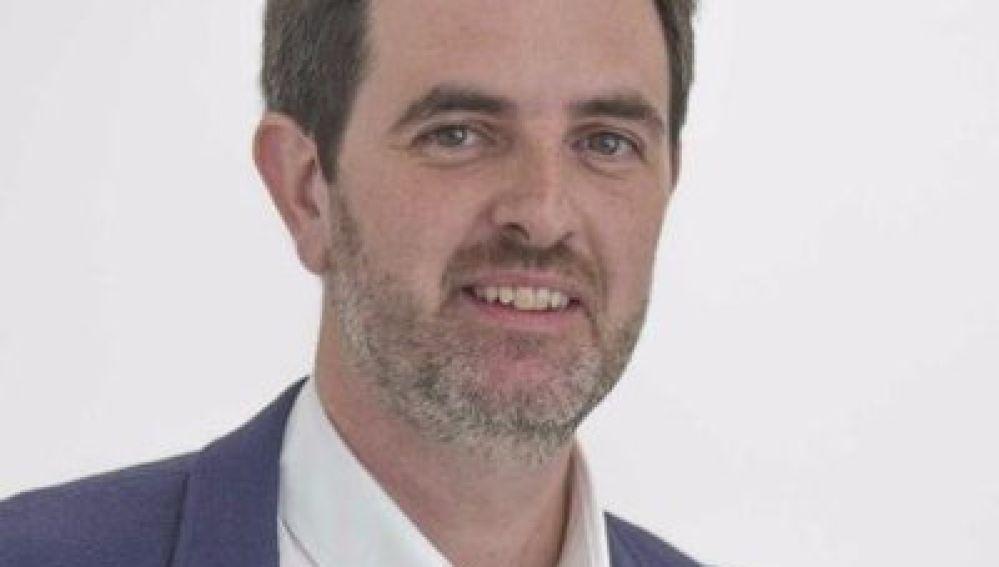 César Sánchez, nuevo vicerrector del Campus de Cuenca