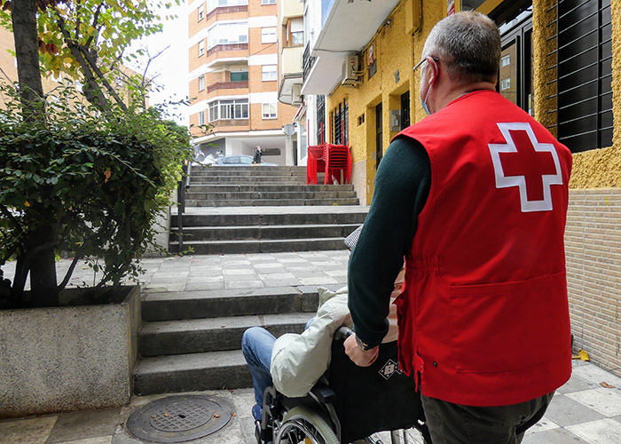 Cruz Roja Cuenca multiplica por cinco la actividad durante este año