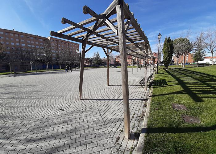 Cuenca en Marcha pide intervenir de forma urgente en el parque Siglo XXI