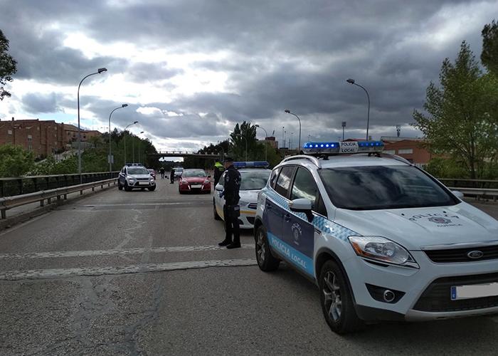 Efectivos de Policía Local de Cuenca y Agentes de Movilidad efectuarán controles de alcohol y drogas durante esta semana