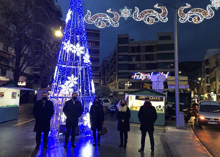 """El Ayuntamiento de Cuenca hace un llamamiento a la """"responsabilidad y la prudencia durante las fiestas navideñas"""""""