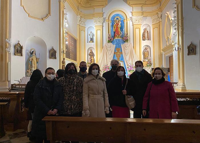 """El Colegio Oficial de Farmacéuticos de Cuenca celebra el Día de su Patrona """"la Inmaculada Concepción"""", exclusivamente con la celebración de la Eucaristía"""