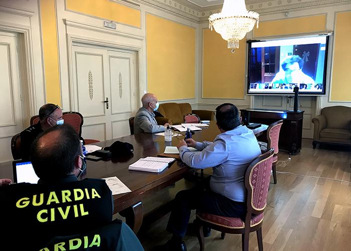 El coronavirus marca la gestión anual de los organismos del Gobierno de España en Cuenca