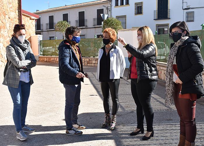 El Gobierno regional destinará el próximo año 450.000 euros para la reforma del CEIP Rafael López de Haro de San Clemente