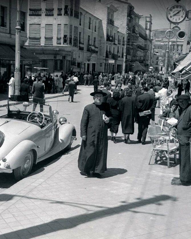 foto de catala roca 1951
