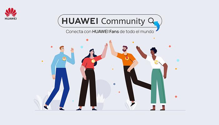 HUAWEI celebra el primer aniversario de su Comunidad de Fans HUAWEI Community