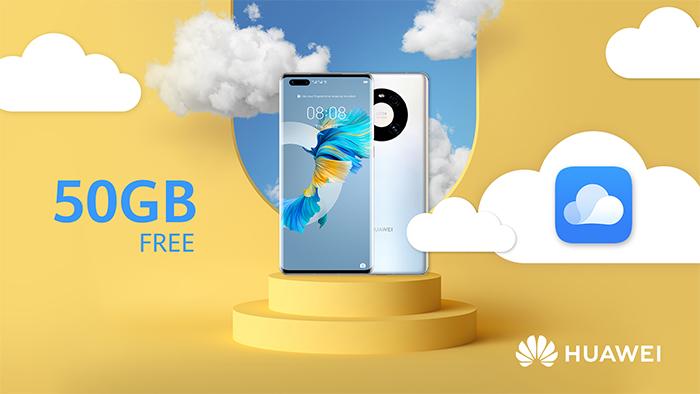 HUAWEI Mobile Cloud presenta nuevas funcionalidades de almacenamiento de imágenes y planes de membresía