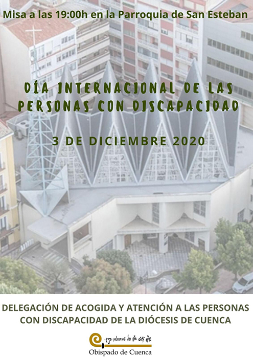 La Diócesis de Cuenca pone en marcha la Delegación de Acogida y Atención a las Personas con Discapacidad