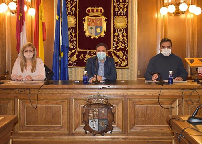 La Diputación de Cuenca y la Junta valoran positivamente los 9 millones de euros invertidos en caminos de 238 municipios y 4 EATIM