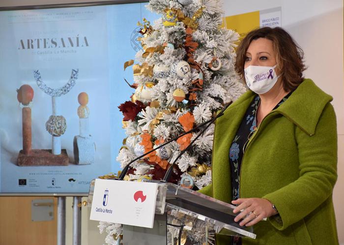 La Junta lanza una campaña de promoción para fomentar la compra de artesanía regional durante estas navidades