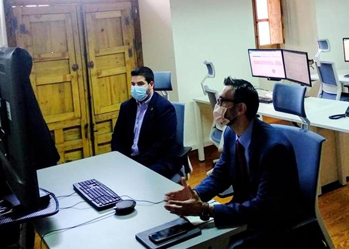 La política en ciberseguridad del Gobierno regional estará enfocada a fomentar la prevención entre los empleados públicos y a formar a la población en este ámbito