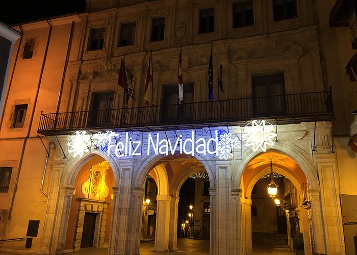 La programación navideña arranca este jueves en Cuenca con un encendido de luces virtual y la apertura del II Mercado Artesano Navideño
