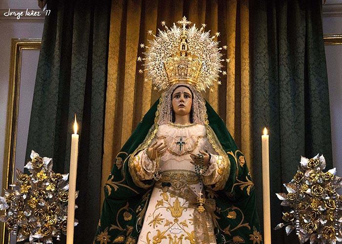 La V. H. María Stma. de la Esperanza suspende sus cultos y la Junta General Ordinaria