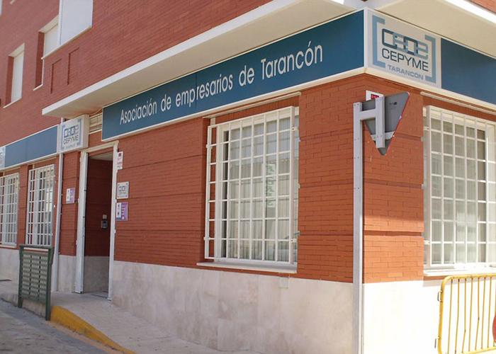 Las instalaciones de CEOE-Cepyme Tarancón acogerán el próximo espacio coworking para emprendedores de Junta y EOI