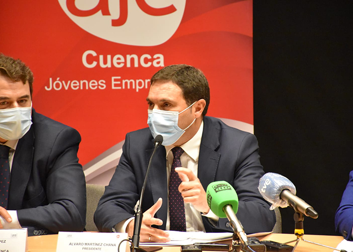 Martínez Chana anuncia que el proyecto contra la despoblación Integra 22 se extenderá a toda la provincia el año que viene