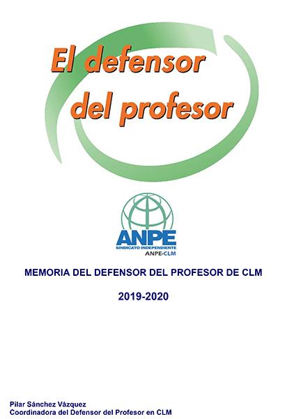 Un total de 16 docentes de Guadalajara y 4 de Cuenca han sido atendidos por el Defensor del Profesor durante el curso 201920