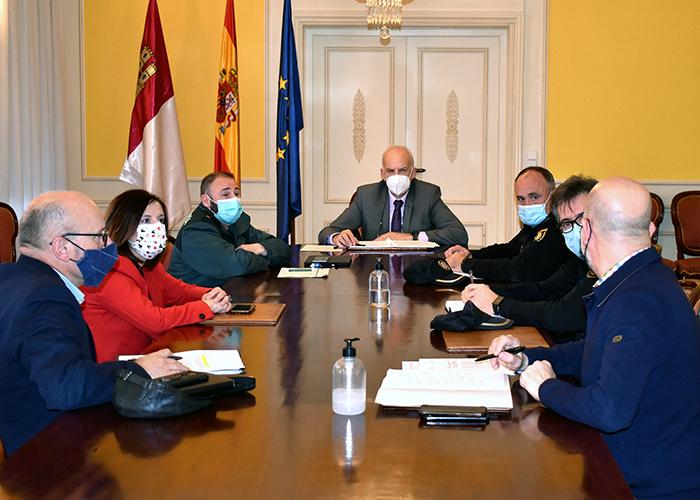 Policía Nacional, Local y Guardia Civil realizarán controles planificados en Cuenca los días 24 y 31