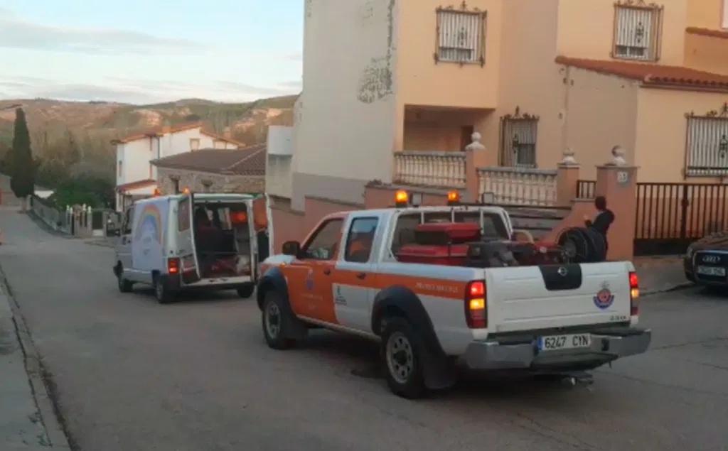 Protección Civil de Huete tendrá un nuevo remolque con depósito de agua