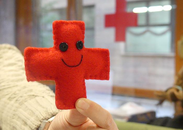 Un total de 250 personas voluntarias de Cuenca recibirán la visita de Cruz Roja en sus domicilios en agradecimiento a su labor frente a la COVID-19