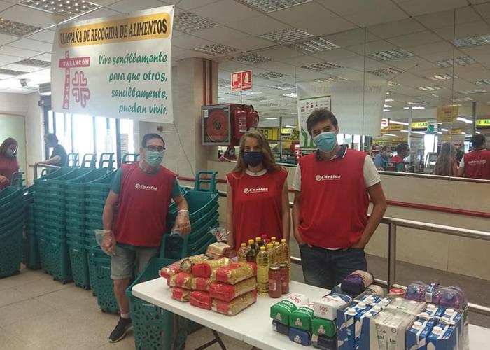 Voluntariado Cáritas Cuenca