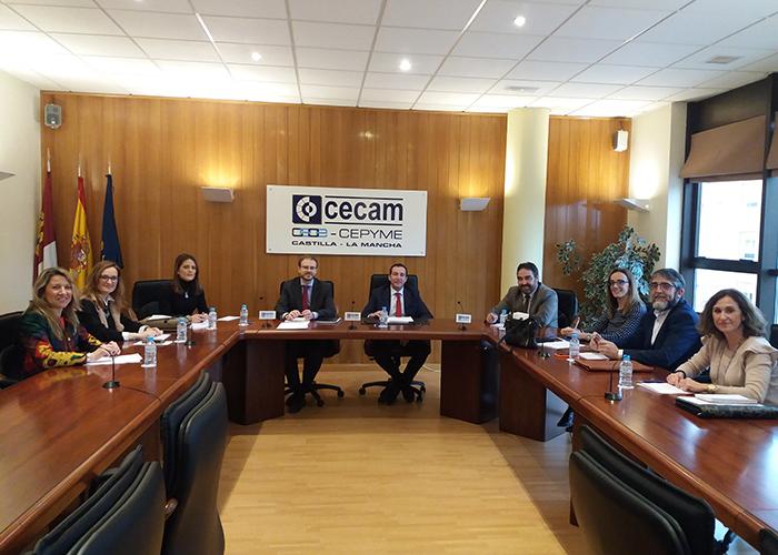 CEOE-Cepyme Cuenca celebra el 25 aniversario de la Ley de Prevención de Riesgos Laborales