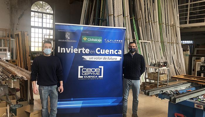 Cerca de quince emprendedores de la comarca de Tarancón han tenido asesoramiento del programa Invierte en Cuenca