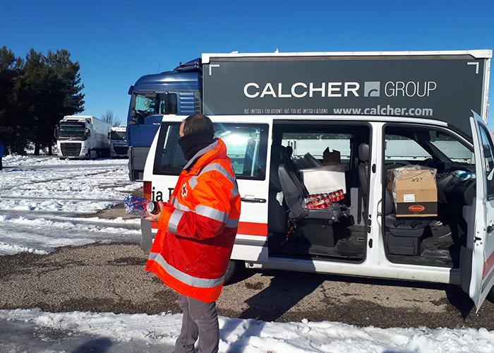 Cruz Roja Cuenca activa una campaña telefónica para advertir a la población mayor sobre cómo protegerse del frío