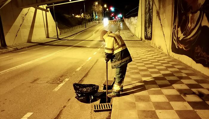 El Ayuntamiento de Cuenca adopta medidas preventivas ante el aviso de la Aemet de riesgo de desbordamiento de los ríos por las lluvias y el deshielo