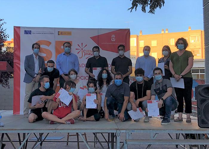 El Ayuntamiento de Cuenca promueve el emprendimiento juvenil a través de tres proyectos