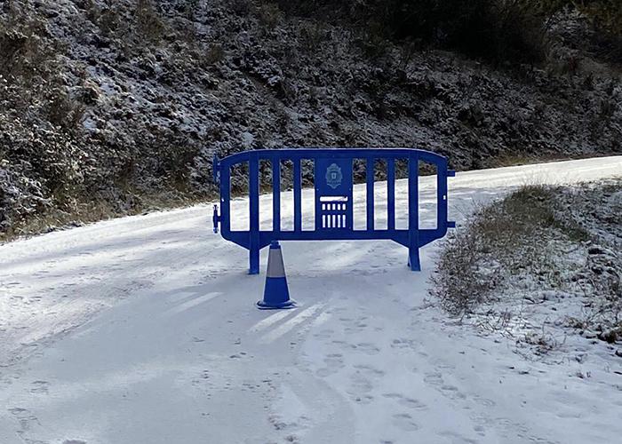 El Camino de San Isidro, Los Jerónimos y el camino al Cerro Socorro, cerrados en Cuenca por precaución