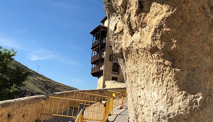 El Consorcio de la Ciudad de Cuenca adjudica las obras de reparación de la calle Canónigos