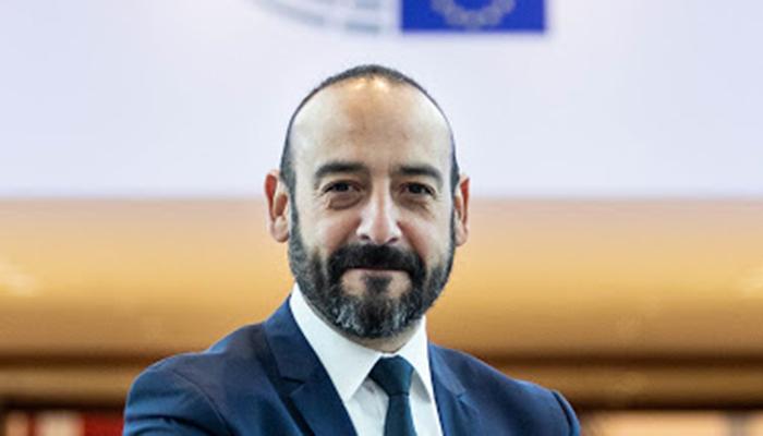 El eurodiputado español Jordi Cañas