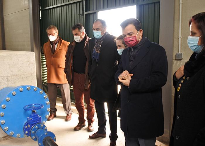 El Gobierno de Castilla-La Mancha invierte 51 millones de euros en la mejora del abastecimiento y la depuración de aguas de la región