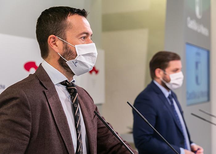 El Gobierno regional autoriza a la empresa pública Geacam un gasto superior a 49,8 millones de euros en una apuesta firme por la prevención frente a los incendios forestales