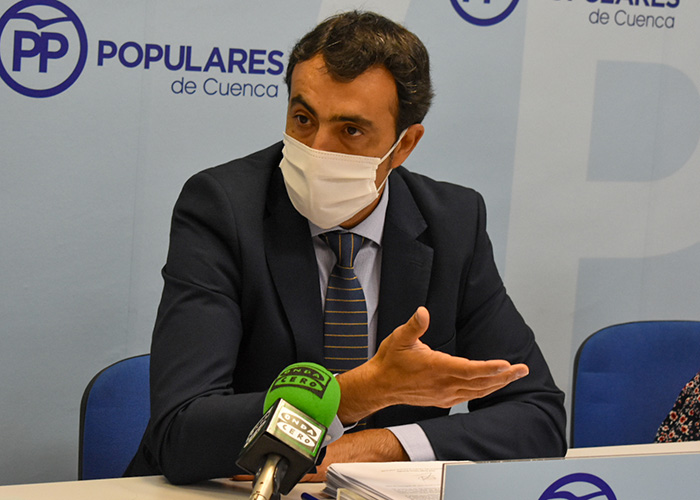 El PP en el Ayuntamiento de Cuenca pide a Dolz e Isidoro que trabajen más llevan 6.000 decretos de desventaja