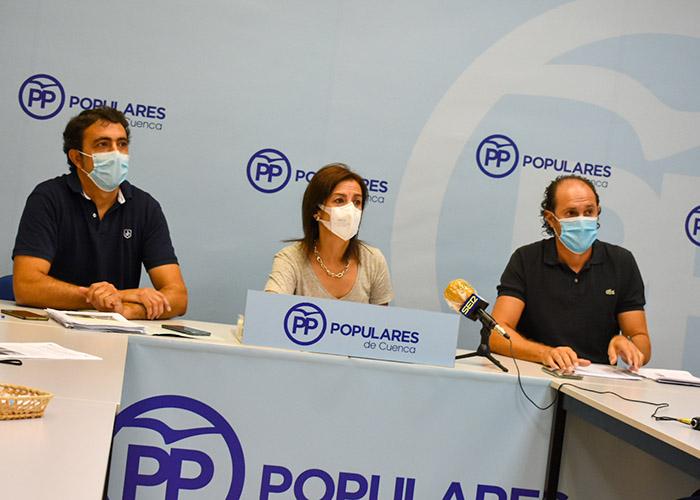 El PP en el Ayuntamiento de Cuenca pide explicaciones sobre las medidas impuestas a la hostelería en el nivel III