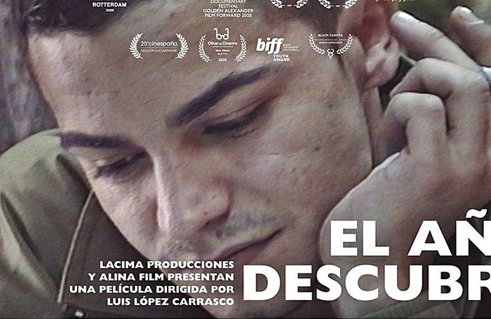 El profesor de la UCLM Luis López Carrasco obtiene el galardón al mejor documental en los premios Forqué por 'El año del descubrimiento'