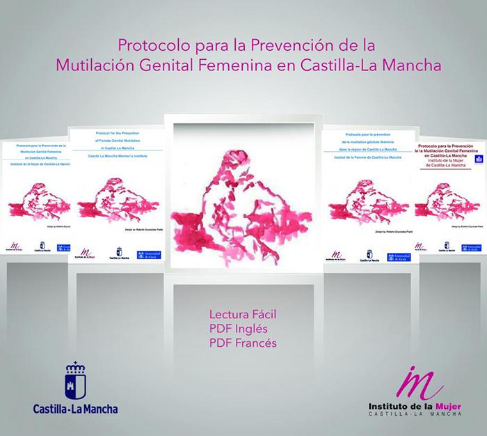 El protocolo para la prevención de la mutilación genital ya es accesible en la web del Instituto de la Mujer de Castilla-La Mancha en distintos idiomas