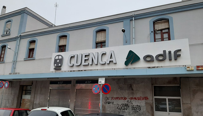 Estación Adif Cuenca