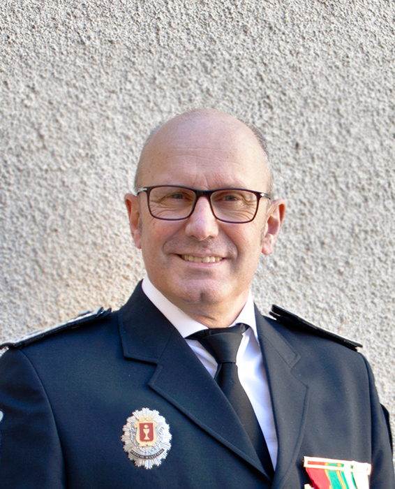 José Vidal Tejeda Noheda es el nuevo jefe de la Policía Local de Cuenca